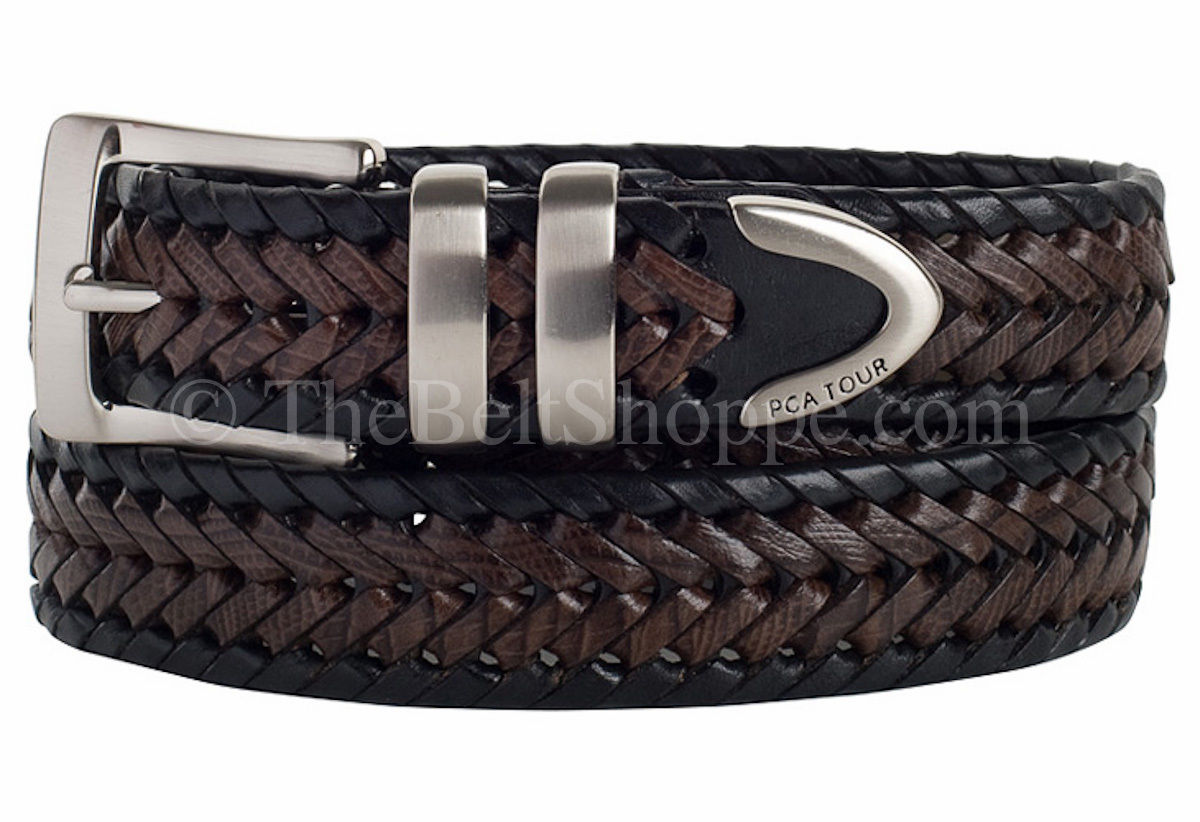 Men Braided Woven Genuine Leather Belt Black 35mm wide $ 13 49 Prime. out of 5 stars 5. HAWSON. Mens Braided Leather Belt Pin Buckle Belt for Jeans and Dress - Best Gifts for Young Men and Women. from $ 16 99 Prime. out of 5 stars 8. r0nd.tk Braided Woven Elastic Stretch Belt With Matching Leather Covered Buckle.